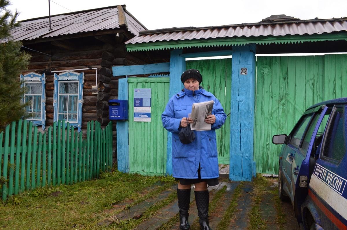 Ирина Моторина 50 лет живёт в маленькой деревне Тамбовка