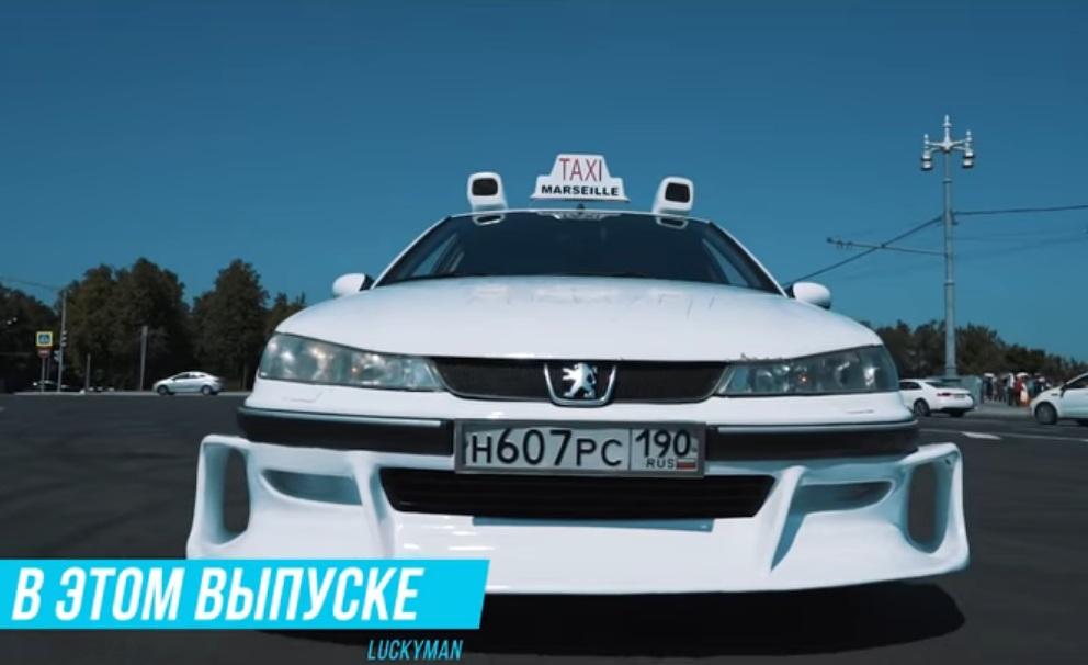 Школьник изБашкирии одержал победу автомобиль изфильма «Такси»