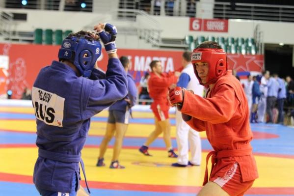 Степан Кобенов обошёл соперников из Германии, Казахстана и США