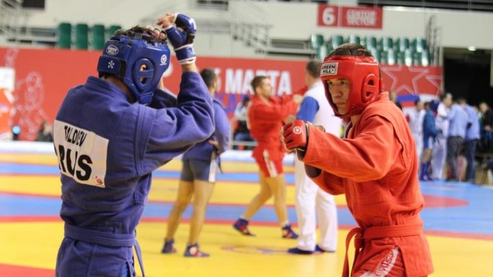 Новосибирский борец стал чемпионом мира по боевому самбо