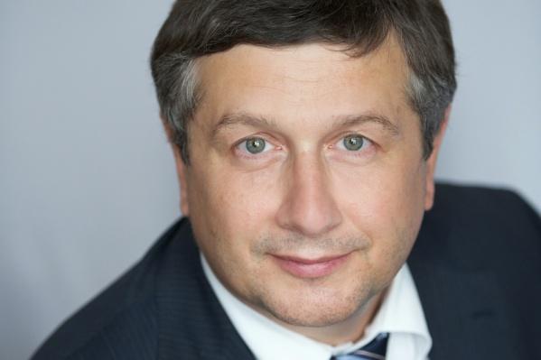 Игорь Тихов возглавлял «Красцветмет» с 2000 по 2011 год