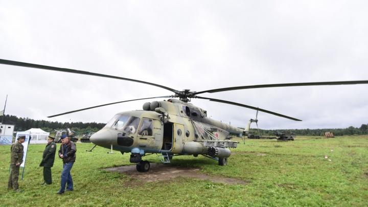 В этом году на форуме «Армия» десантники без парашютов выпрыгнут из вертолёта