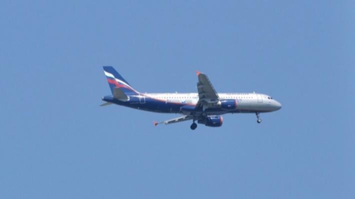 Рейс Москва — Пермь вынужденно приземлился в Екатеринбурге