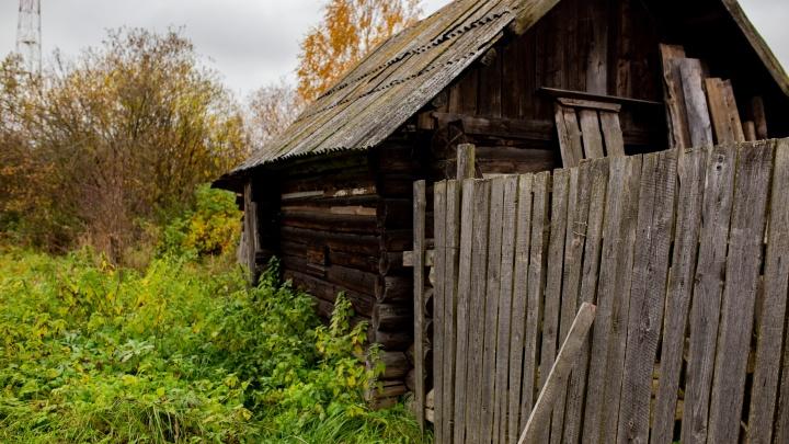 В Ярославской области ликвидируют деревни, признанные вымершими