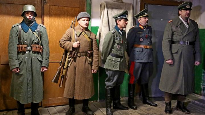 «Вряд ли понадобится новая форма»: в Волгограде пять раз подряд пленили фельдмаршала Паулюса