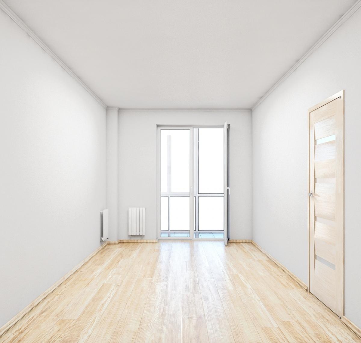 Окна в пол — отличительная черта квартир в «Доме на Опалихинской»