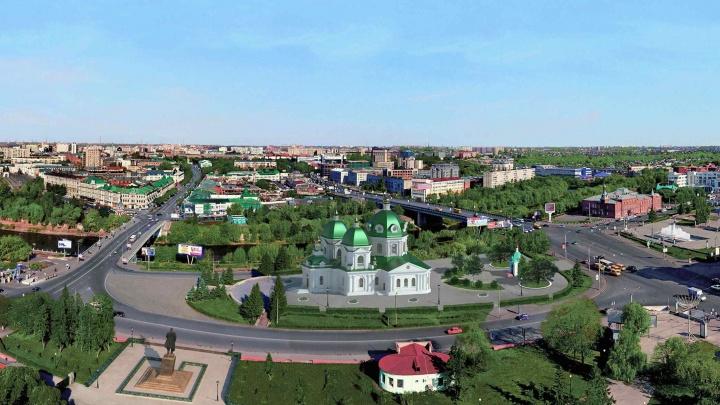 Леонид Полежаев предложил передвинуть памятник Ленину, чтобы построить церковь на его месте