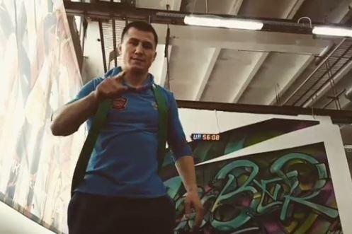 Роман Власов начал подготовку к Международному турниру в Польше