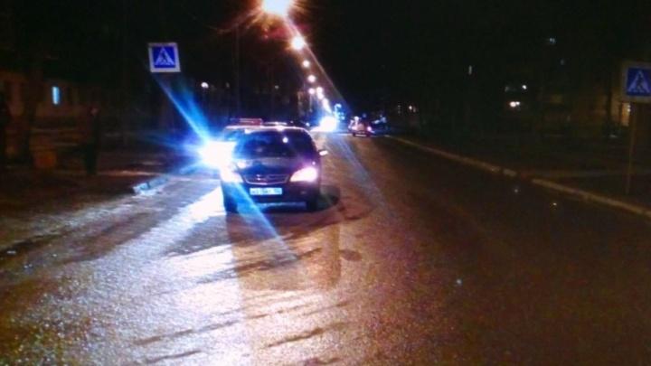 В Башкирии  пьяный лихач сбил семейную пару