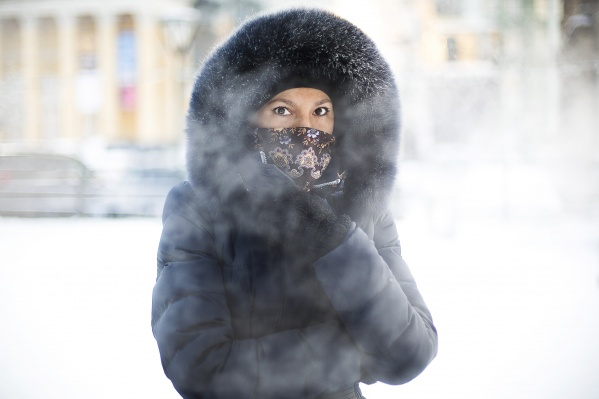 Десятки новосибирцев пострадали из-за холодов и попали к врачам