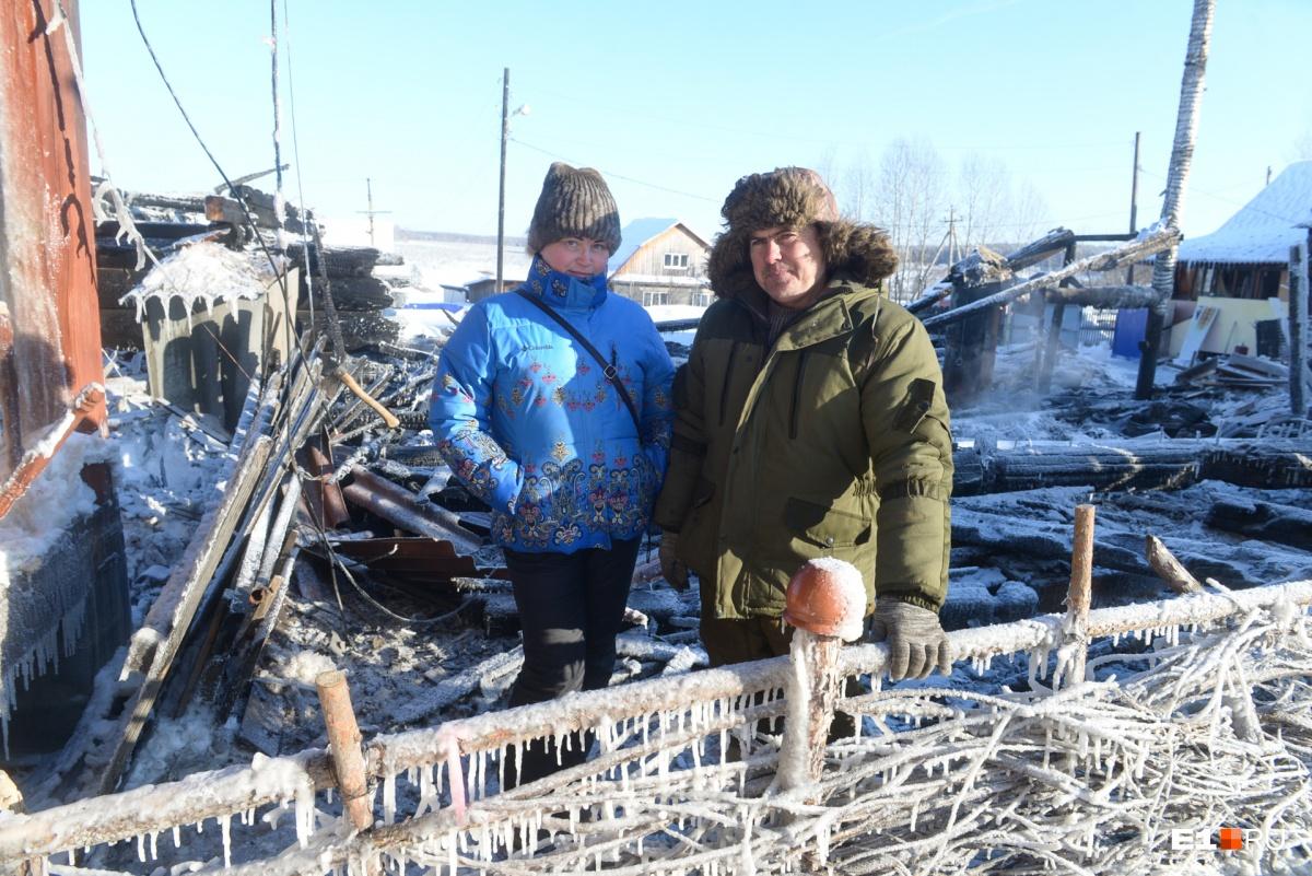 Светлана и Сергей Масликовы не унывают благодаря поддержке знакомых и незнакомых людей