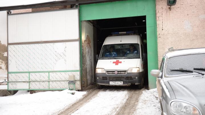 В Серове при ремонте склада обрушилась стена —погиб один рабочий