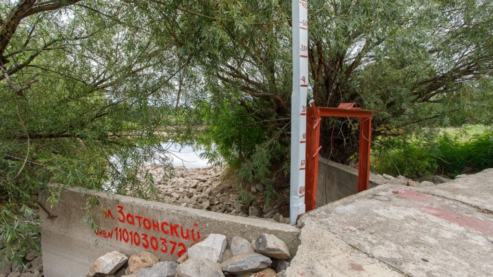 «Не велено открывать заслонку»: вода не пришла в Краснослободский тракт Волго-Ахтубинской поймы