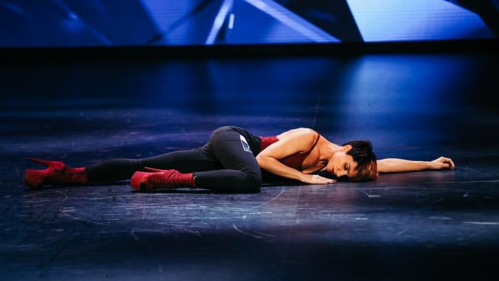 «Набрала 30 кг»: ушедшая с шоу «Танцы» на ТНТ любимица Мигеля из Сосновоборска возвращается в проект