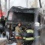 «Дымит на весь город, слышны взрывы»: в районе челябинских нефтебаз вспыхнул крупный пожар