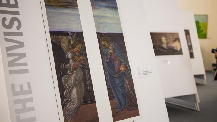 В Тюмень доставили тактильные полотна великих художников: уникальная выставка будет бесплатной
