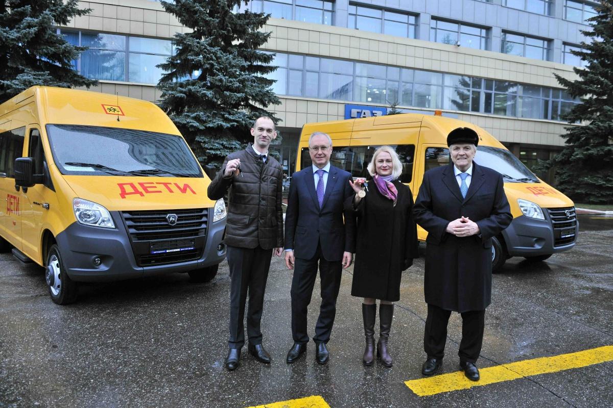 Оба техникума являются базовыми учебными площадками «Группы ГАЗ»