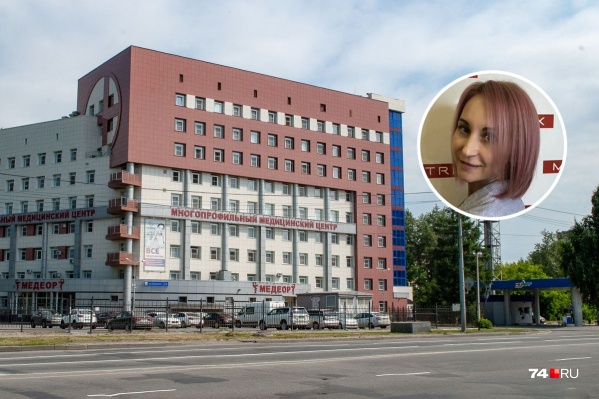 Полине Самковой в частном центре практически с порога определили рак