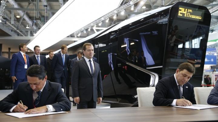Гендиректор УВЗ объяснил, почему трамвай-айфон R1 никогда не выйдет на линию