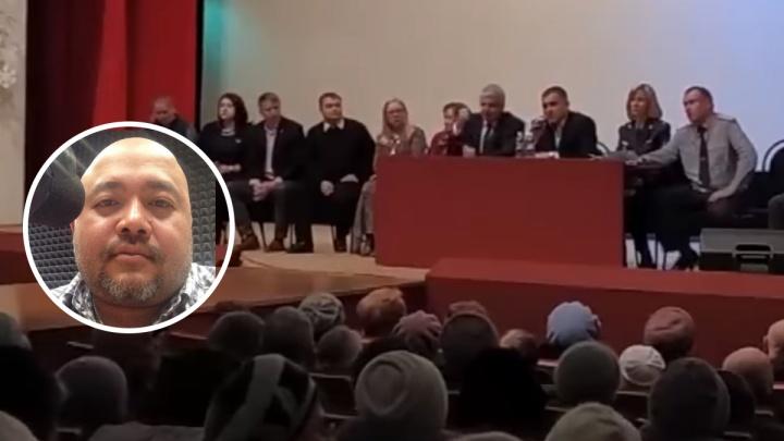 Прав или нет? Общественник заступился за главу Рыбинска, накричавшего на людей