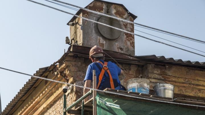 «Хотели покрасивше»: Мясной корпус на Центральном рынке Волгограда похоронили под слоем цемента