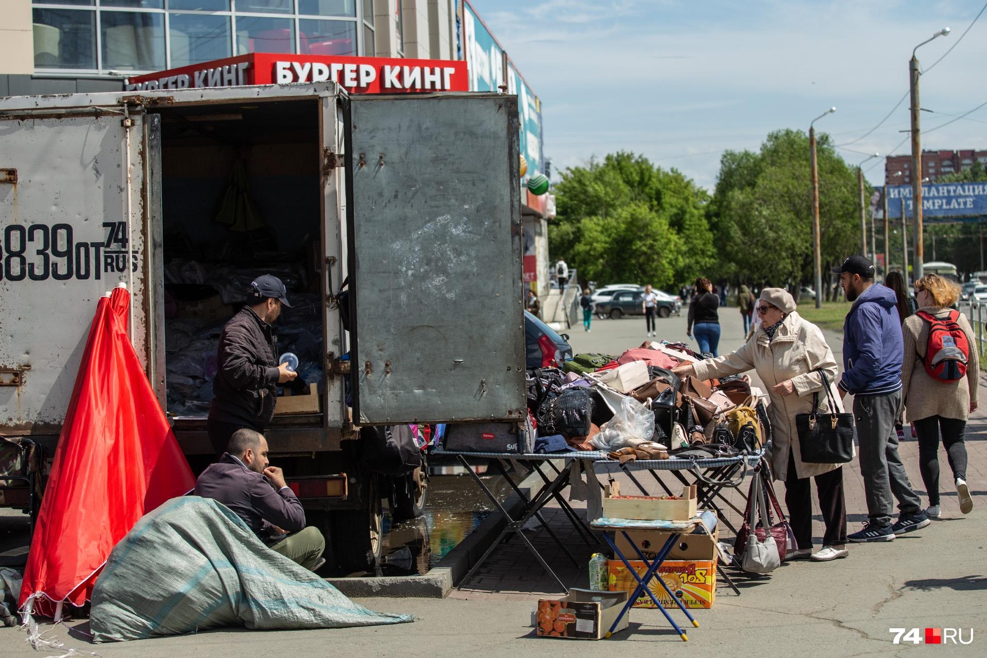 Похожая точка — на пересечении улиц Братьев Кашириных и Молодогвардейцев