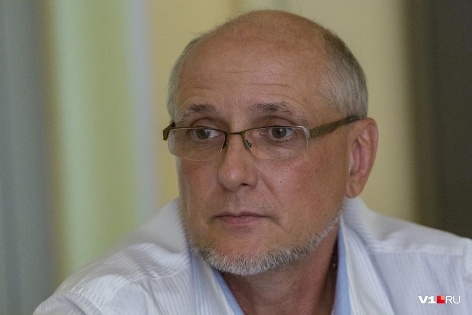 Вадим Колченко знает всю изнанку жизни и смерти людей