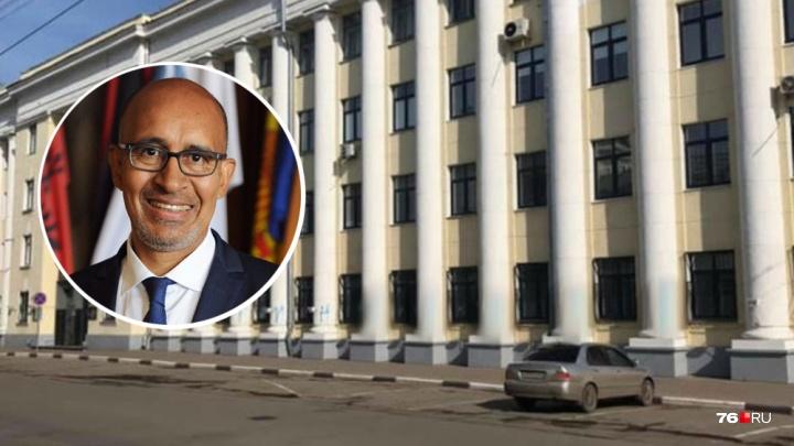 В ОБСЕ прокомментировали историю со скандальной надписью на здании полиции в Ярославле