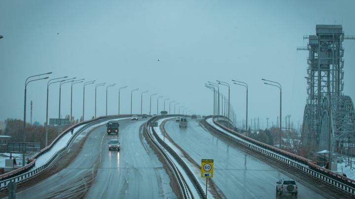 Снег с дождем: в ближайшие дни ростовчан ждет малоприятная погода