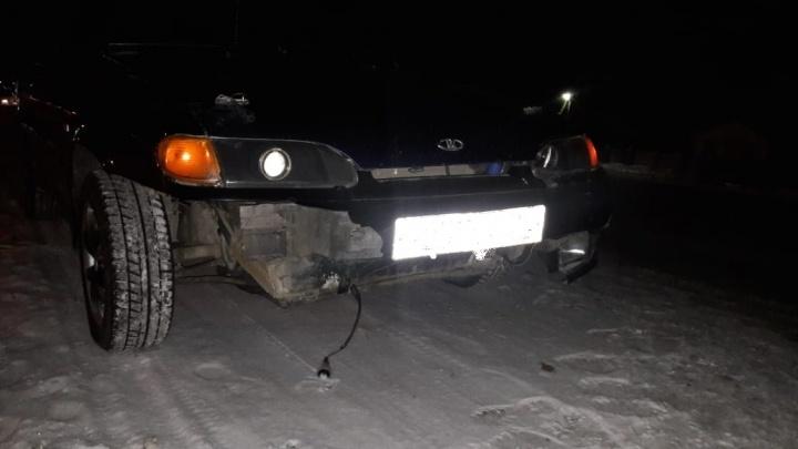 В Башкирии под Мелеузом под колесами ВАЗ-2114 погиб пешеход