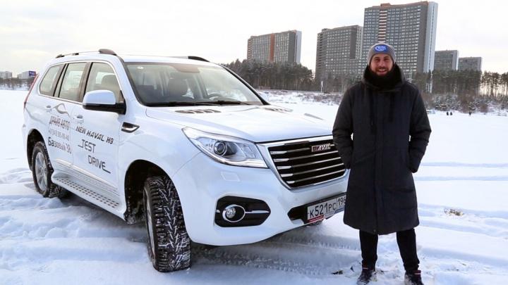 В Екатеринбурге появились особенные автомобили, которые могут следить за усталостью водителя