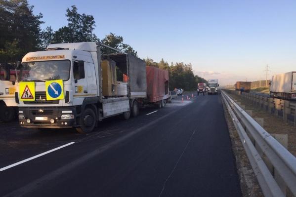 Правоохранители считают, что к ДТП привело превышение скорости