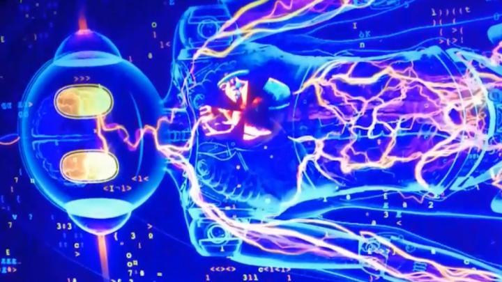 Гигантское лицо, аватар и чрево кита: публикуем видео с фестиваля «Просвет»