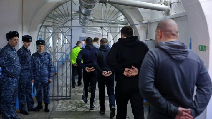 В красноярских колониях заметили резкое снижение числа осуждённых