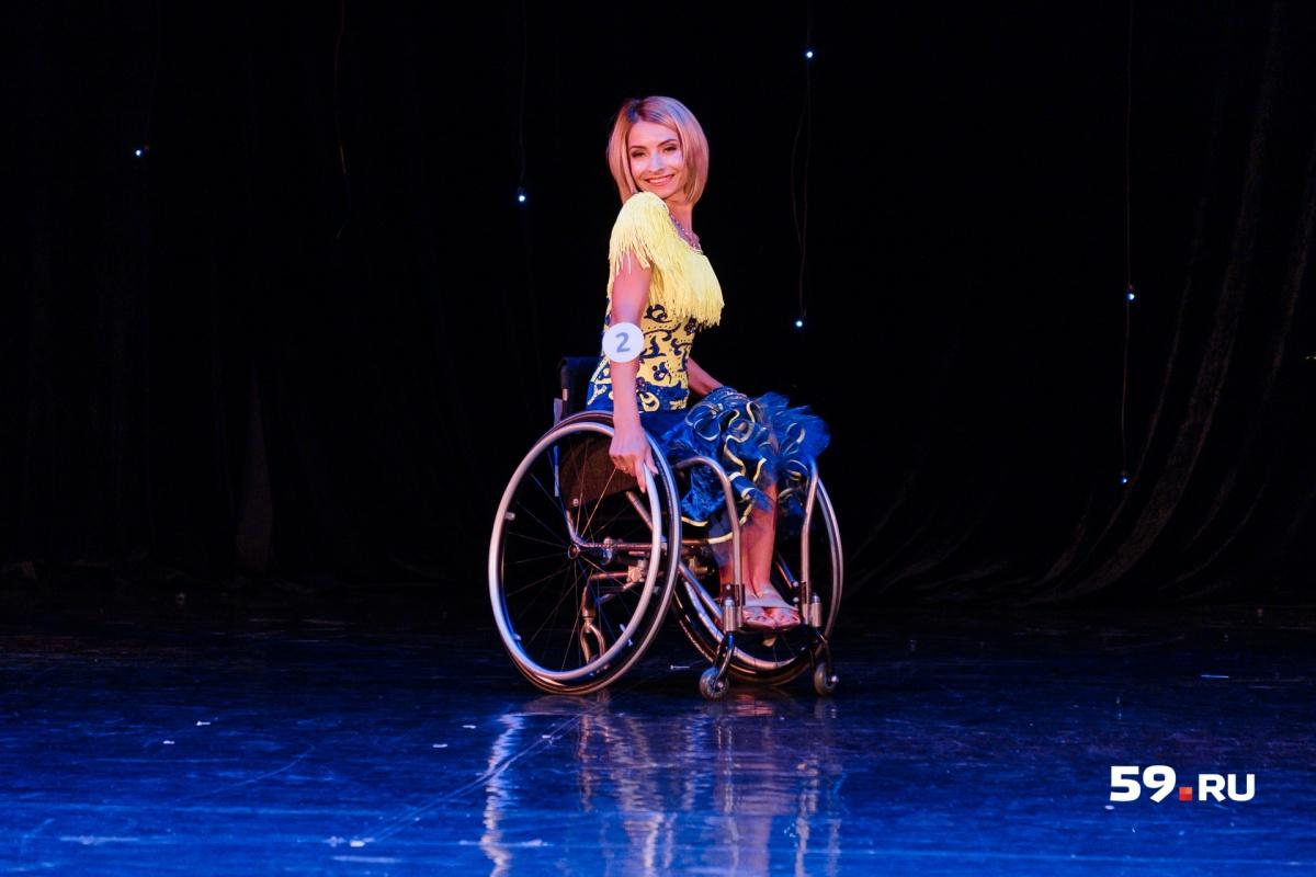 Победительница конкурса Юлия Ившина. Ну разве не красавица?