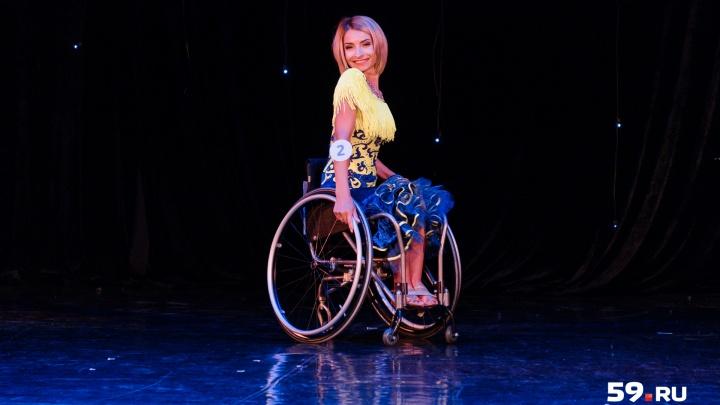 «Всегда мечтала стать королевой»: пермячка победила в конкурсе красоты для девушек на колясках