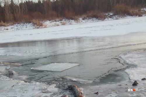 Инцидент произошел на реке Уфа