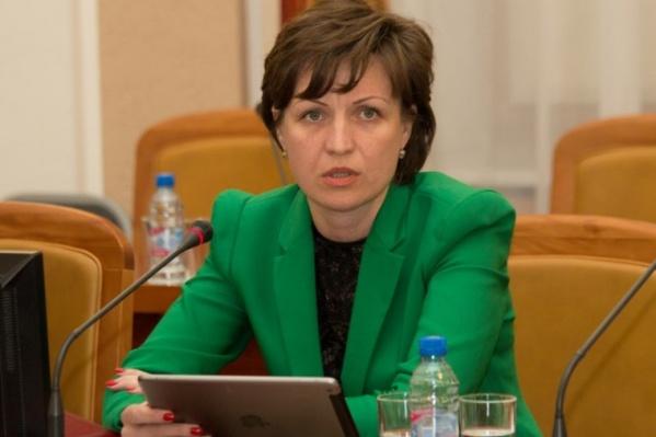 Министр экономики Омской области Оксана Фадина тоже претендует на кресло мэра