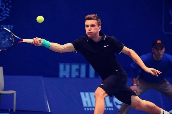Волгоградец попытается пробиться в основную сетку престижного турнира через сито квалификации