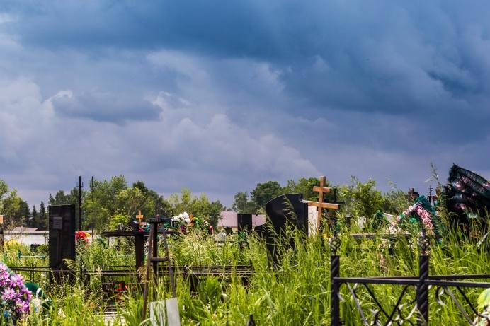 Кладбища на окраинах на порядок старше домов вокруг — люди со временем избавились от предрассудков