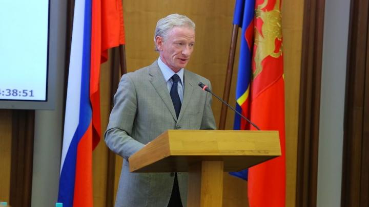Кандидат в мэры Красноярска попался на списывании программы и объяснил свой поступок
