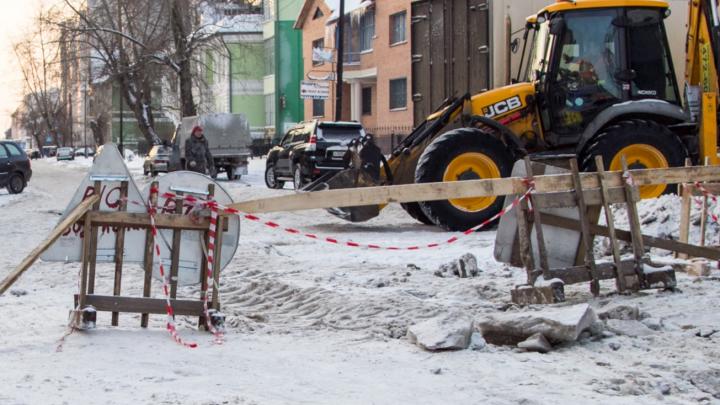 Зеленый Бор — без воды. А также другие адреса в Архангельске, где 14 января на время отключат ЖКУ