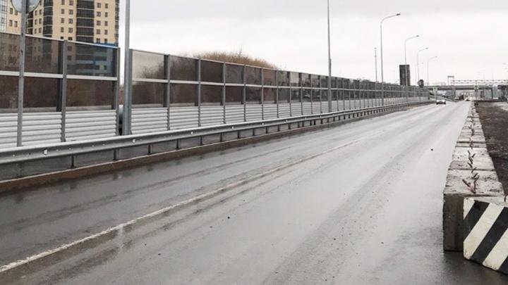 Дождались: для автомобилистов открыли Дамбовскую и два съезда с новой развязки