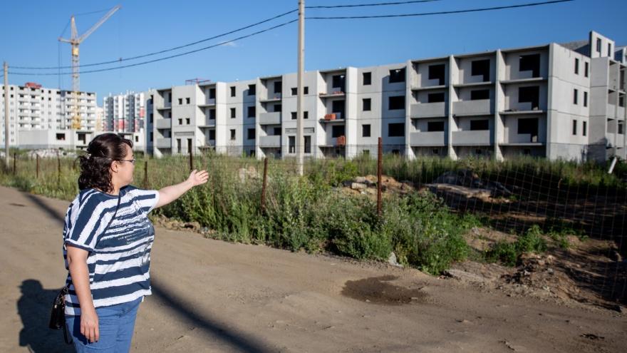 «Долгострой — наш второй ребёнок»: челябинская семья дважды лишилась жилья и осталась с долгом