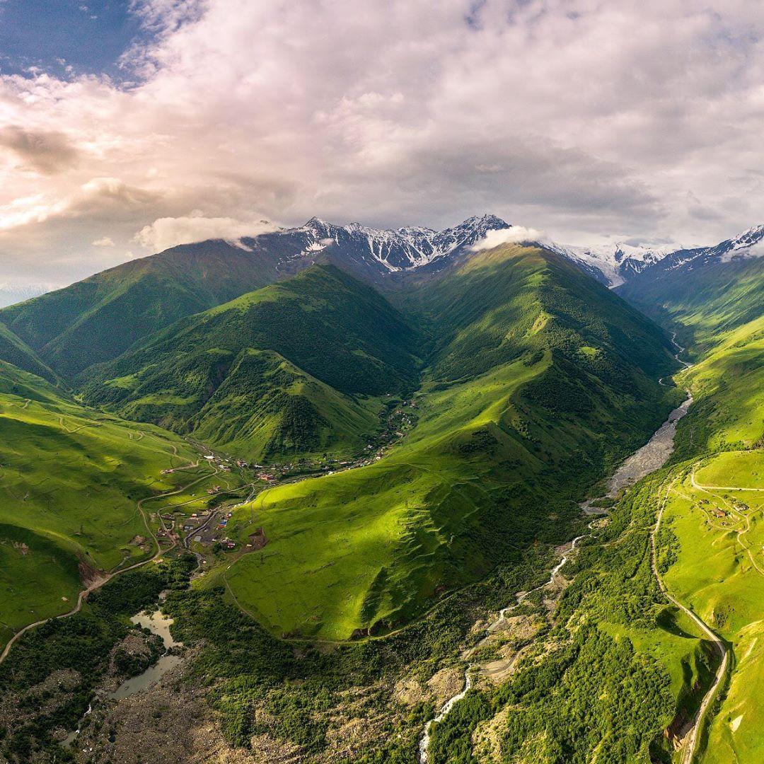 Кармадонское ущелье служит местом отдыха для жителей Владикавказа