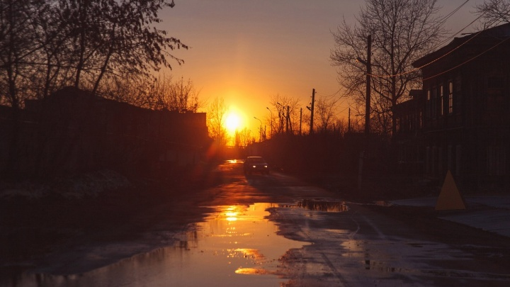 Последняя неделя марта порадует тюменцев теплом и весенним солнцем