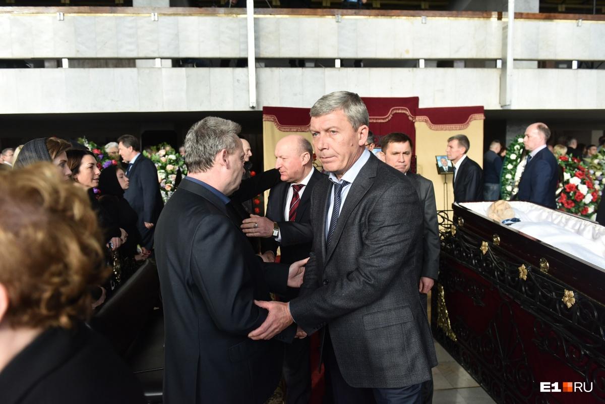 Заместитель главы администрации ЕкатеринбургаАлексей Белышев