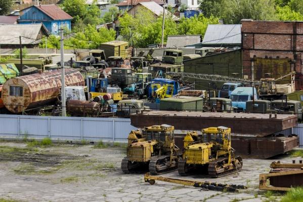 Проверки решили провести после взрыва на одной из металлобаз в Кировском районе