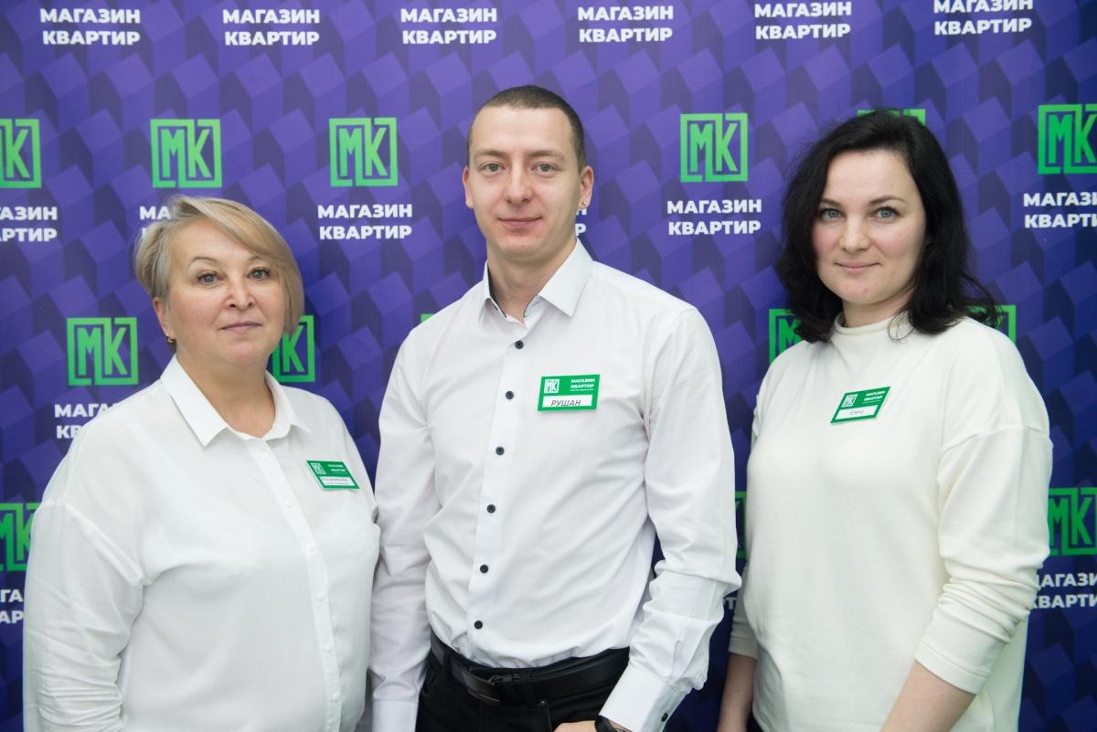 Эльза Джамбуловна Первушина (слева), опыт работы в недвижимости 1 год, дипломированный специалист, 3 высших образования