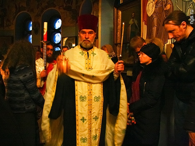 РПЦ осуждает главы города Новосибирска впровокациях